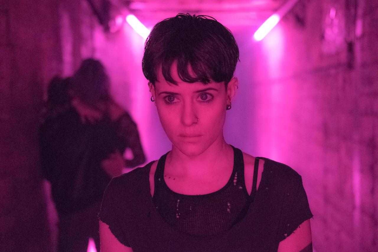 13. The Girl in the Spider's Web