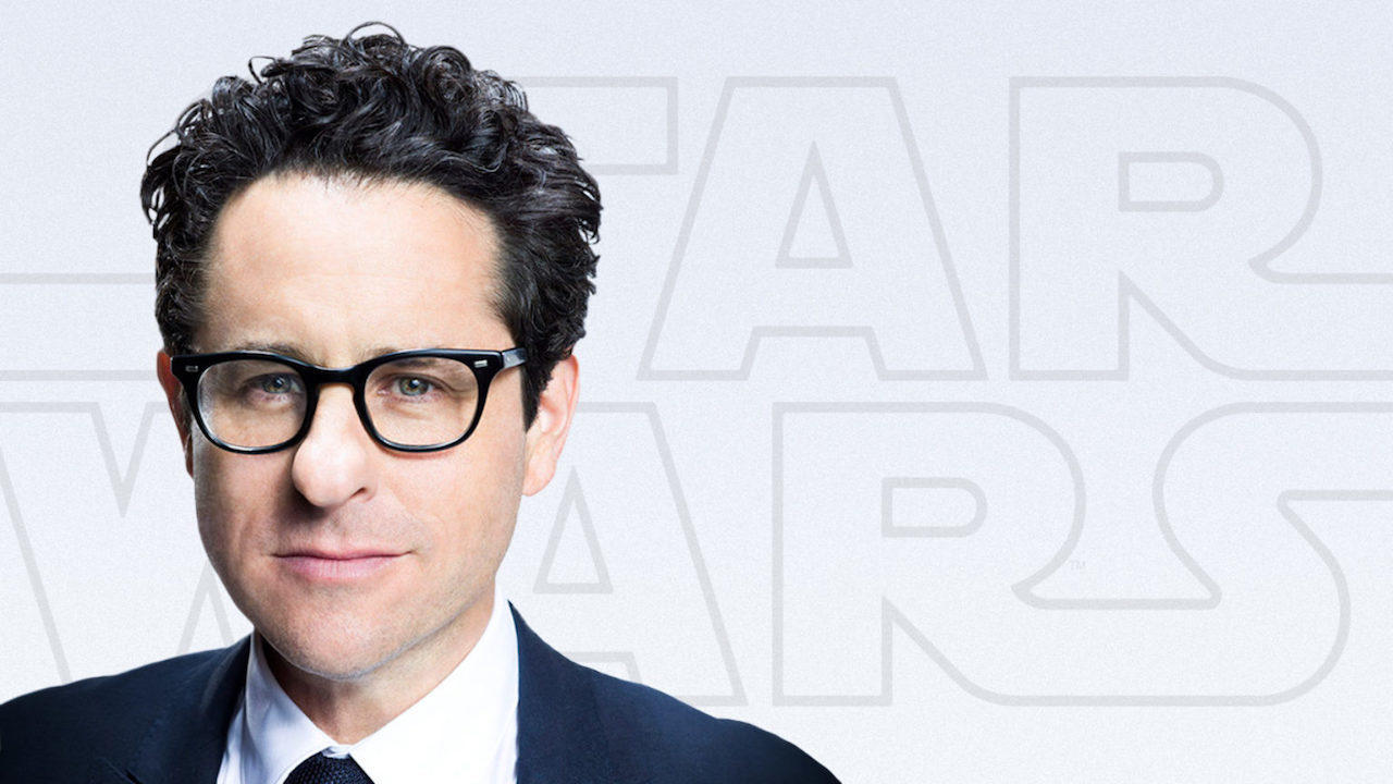 J.J. Abrams is back in the director's chair