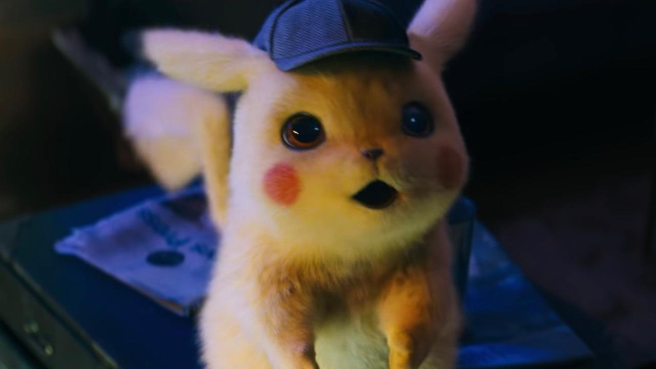 The live-action Pokemon movie is coming next year.