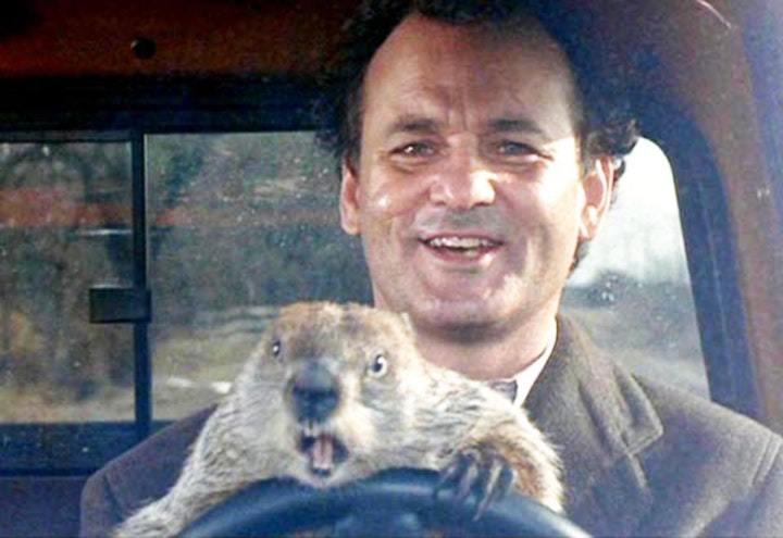 5. Groundhog Day (1993)