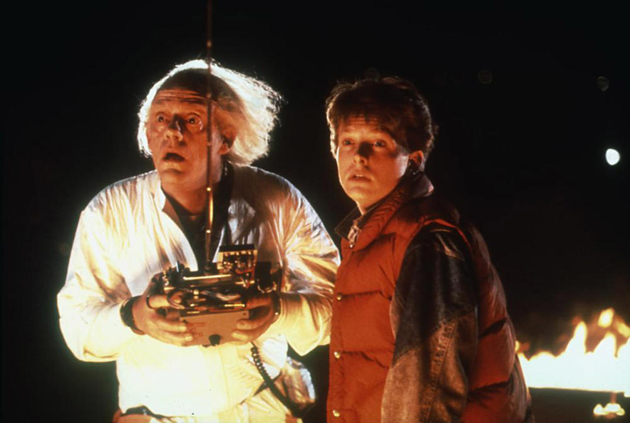 6. Back to the Future (1985)