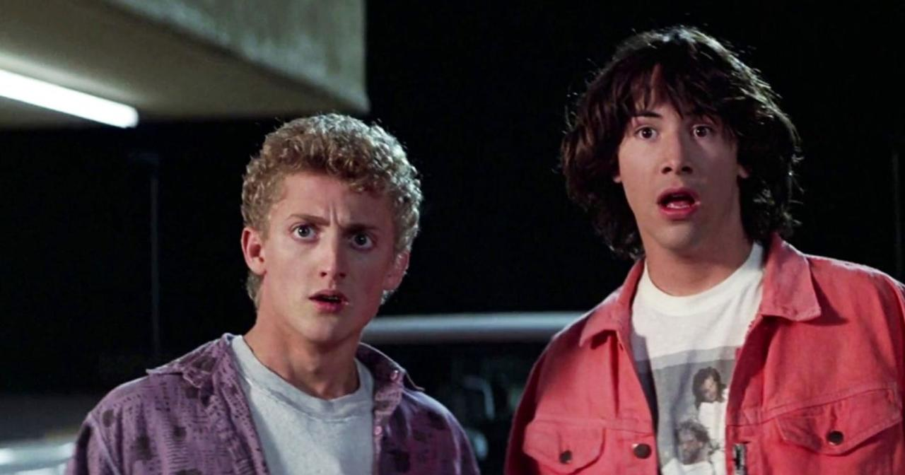 9. Bill and Ted's Excellent Adventure (1989)