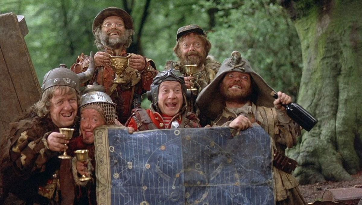 12. Time Bandits (1981)
