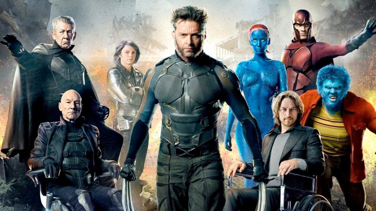 21. X-Men: Days of Future Past (2014)