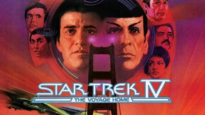 22. Star Trek IV: The Voyage Home (1986)