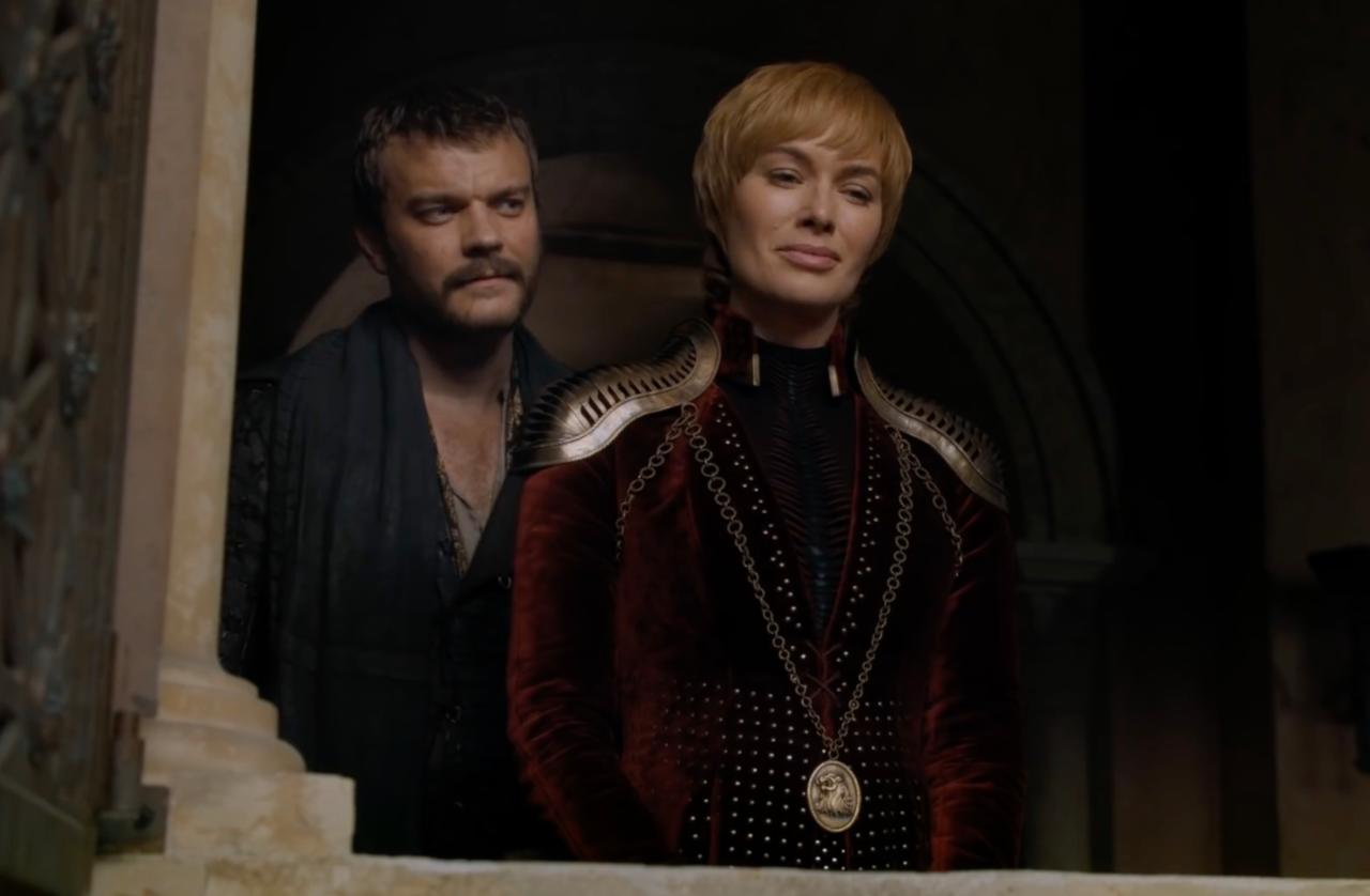 1. Cersei's Gamble Paid Off