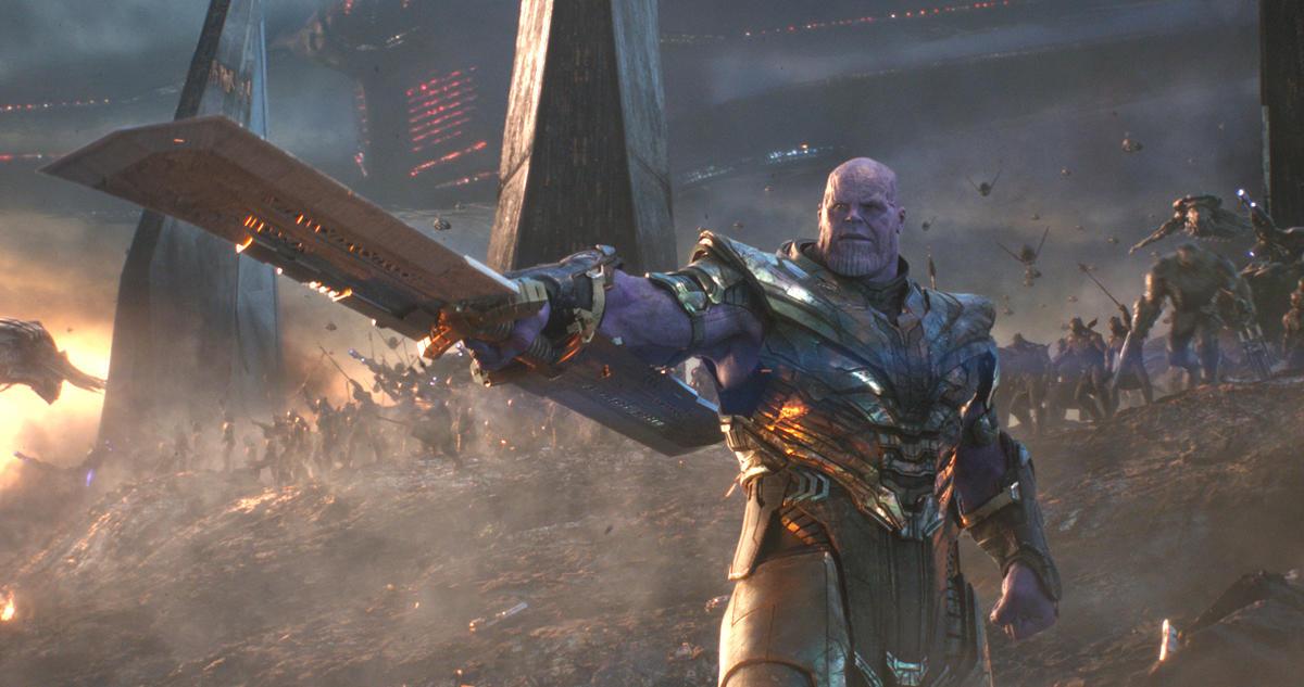 Avengers Endgame spoilers ahead!