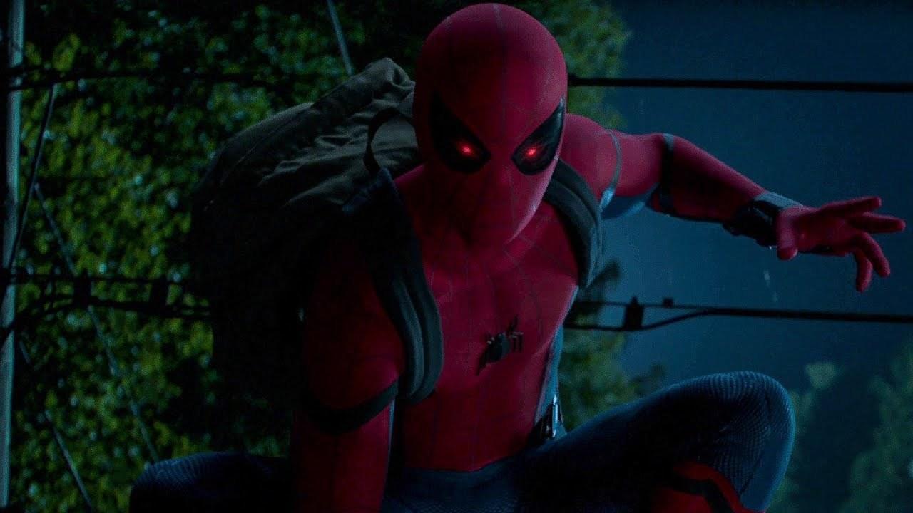 "11. Spider-Man's ""instant kill mode"""