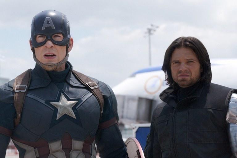 13. Bucky knew Steve's plan