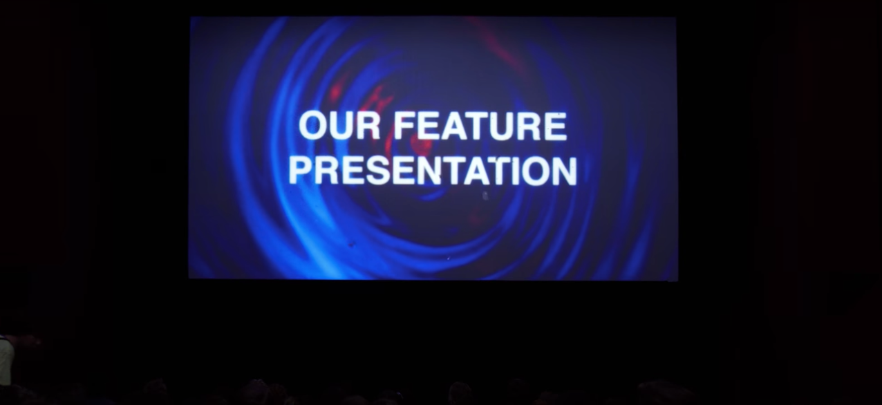 """7. Chapter 1: """"Our Feature Presentation"""""""
