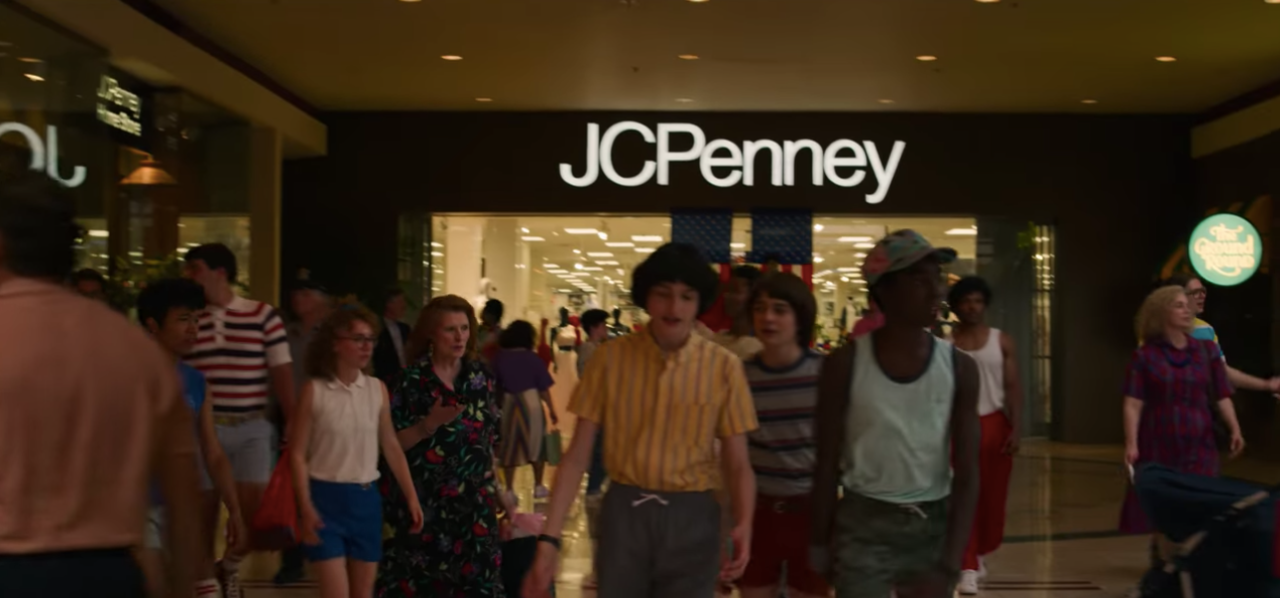 34. Chapter 2: More mall shops