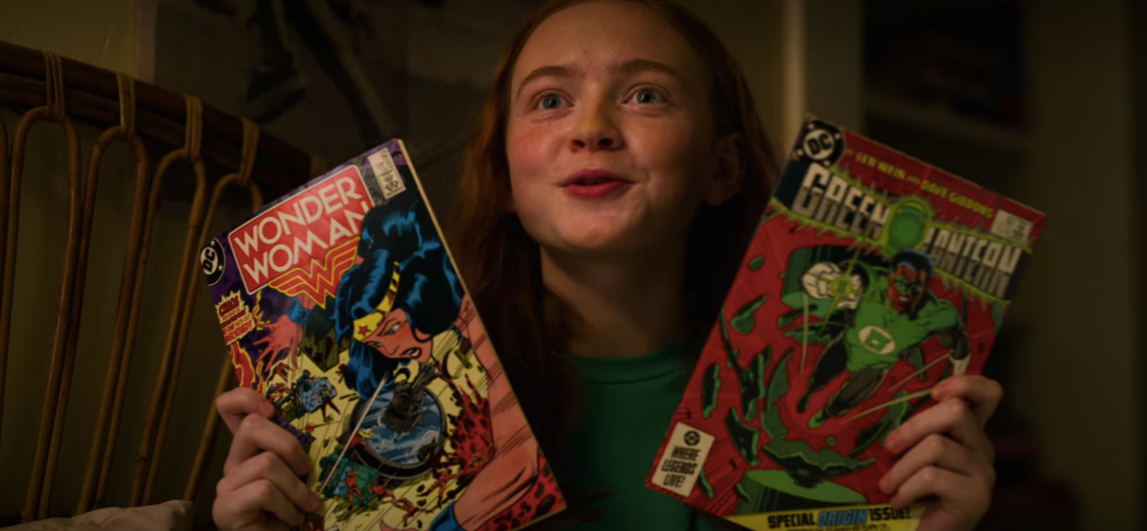 46. Chapter 4: Wonder Woman or Green Lantern?