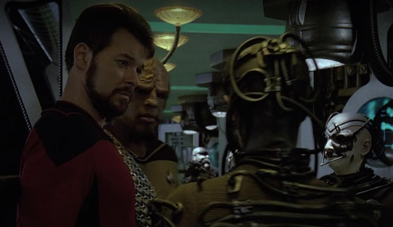 4. Do the Borg have any weaknesses?