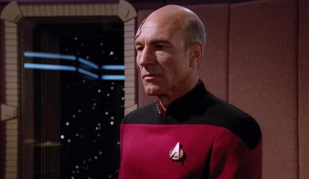 10. Did Picard manage to transition back to human life?