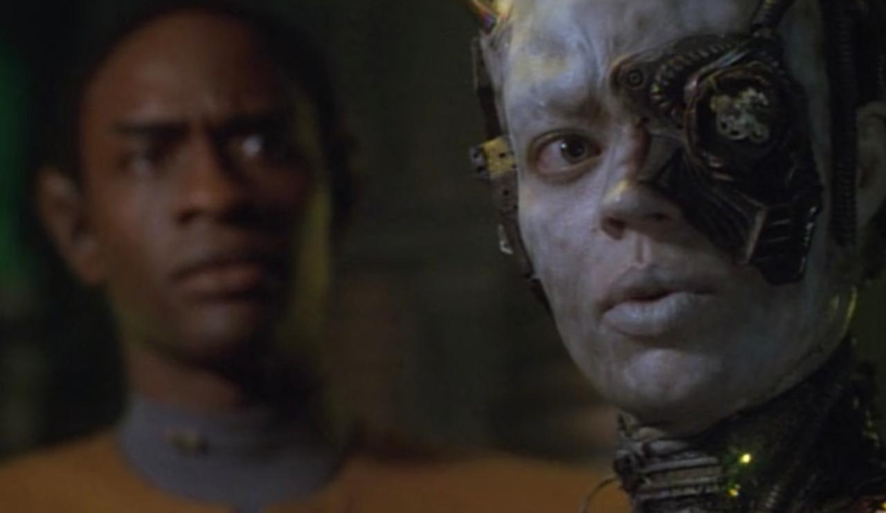 17. Who is Seven of Nine?