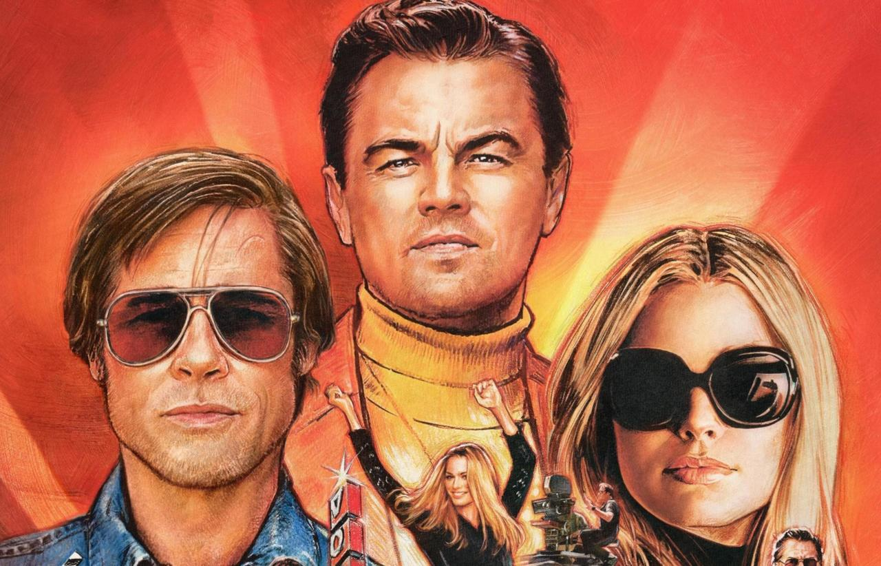 Once Upon A Time In Hollywood spoilers ahead!