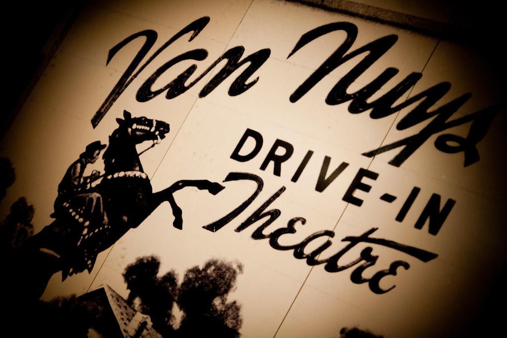 16. Van Nuys Drive-In