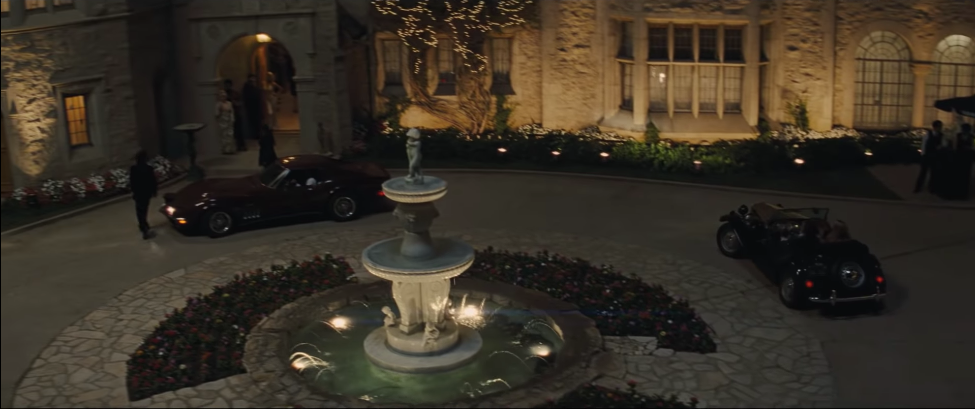 19. The Playboy Mansion