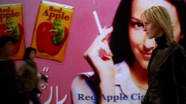 42. Red Apple cigarettes