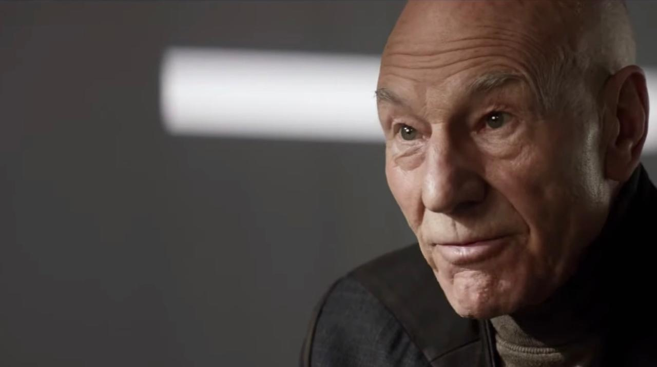 Picard is here
