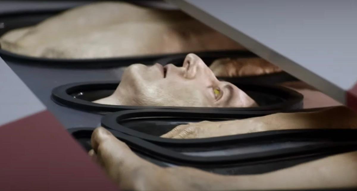 9. Is Data's consciousness in a different body?