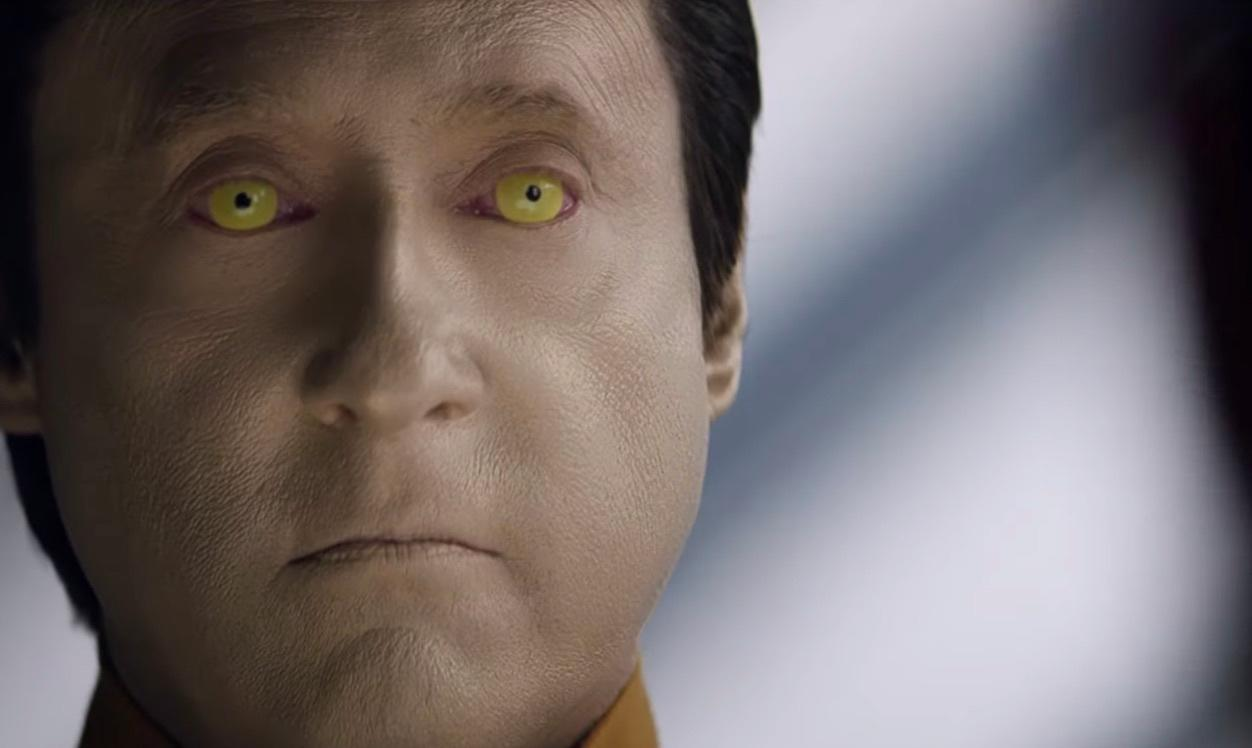 10. Is Data just a holodeck projection?