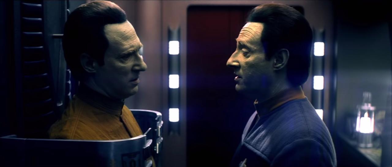11. Star Trek: Nemesis