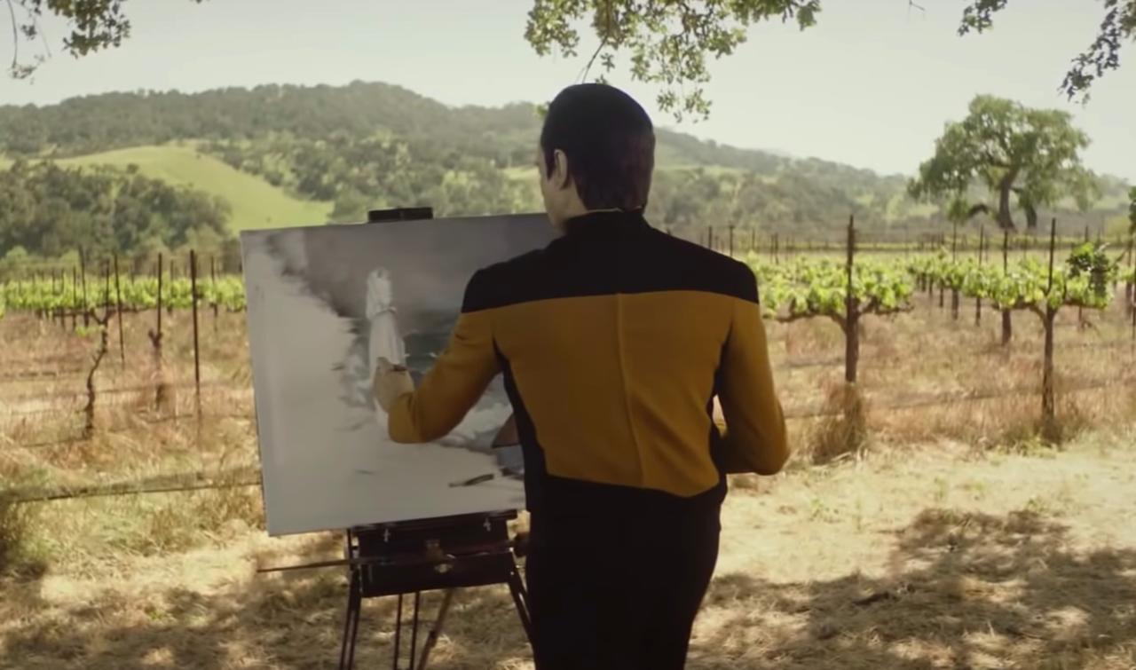 Data Dream Sequence