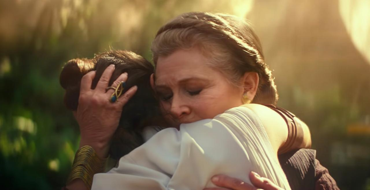 Leia's Original Role