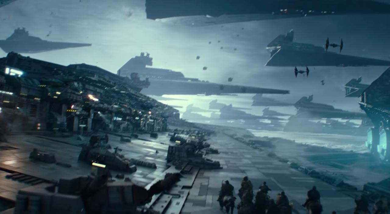 Return of Imperial Ships