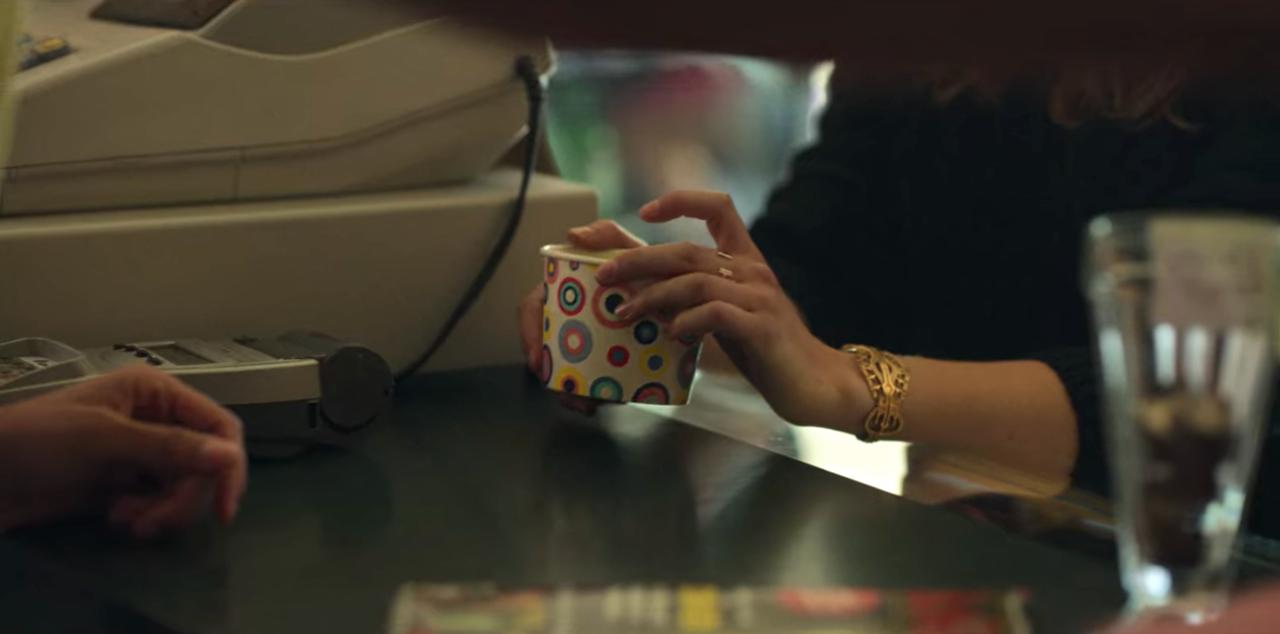 5. Kinsey's bracelet