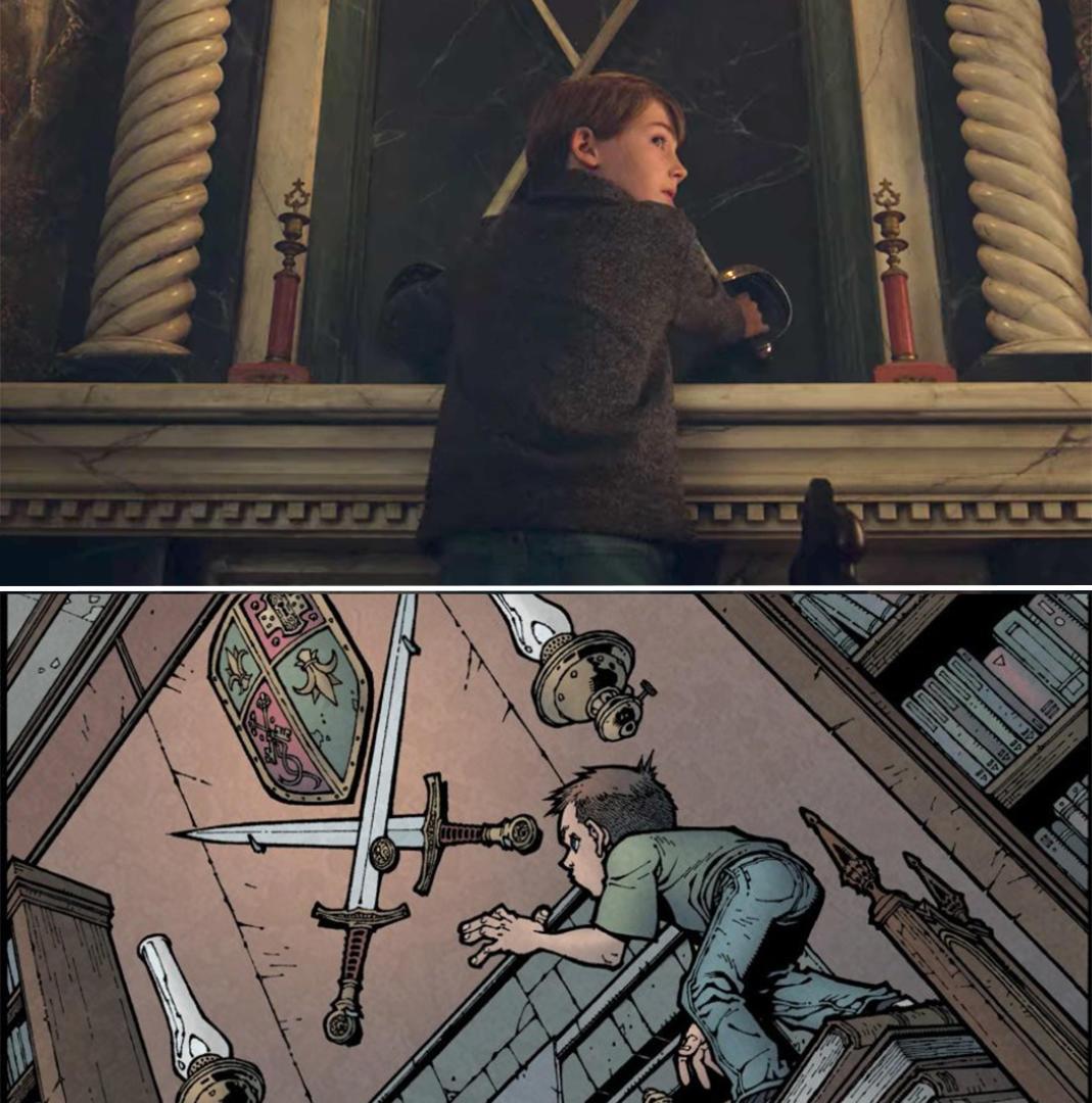 4. Bode's swords