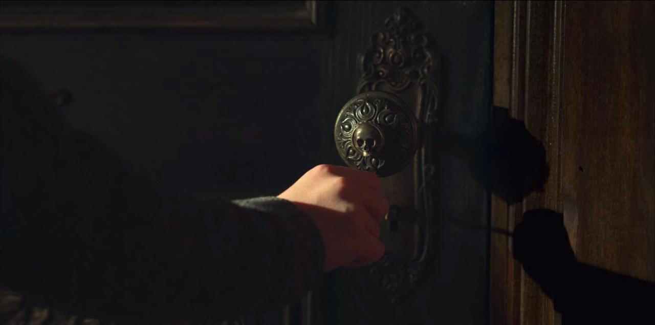 6. The Ghost Door again