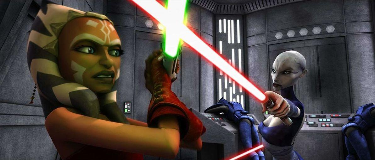 Which Jedi in Clone Wars is your favorite?
