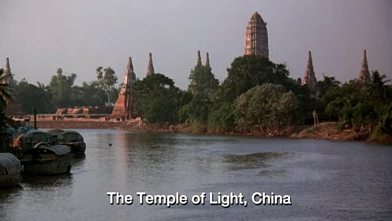 10. The Order of Light's Temple