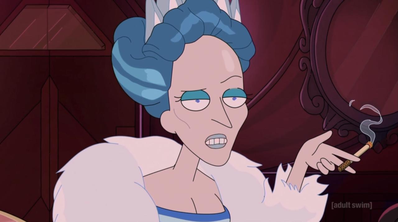 4. Ice Queen