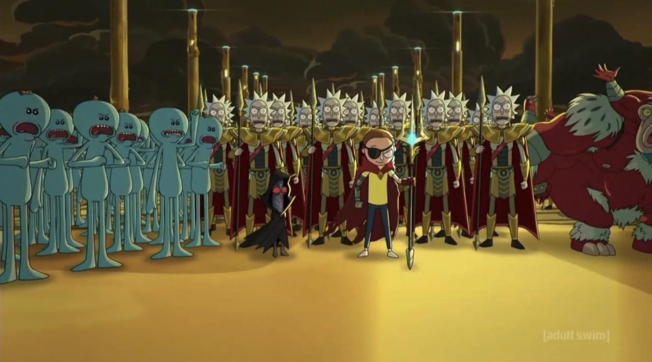 26. Evil Morty