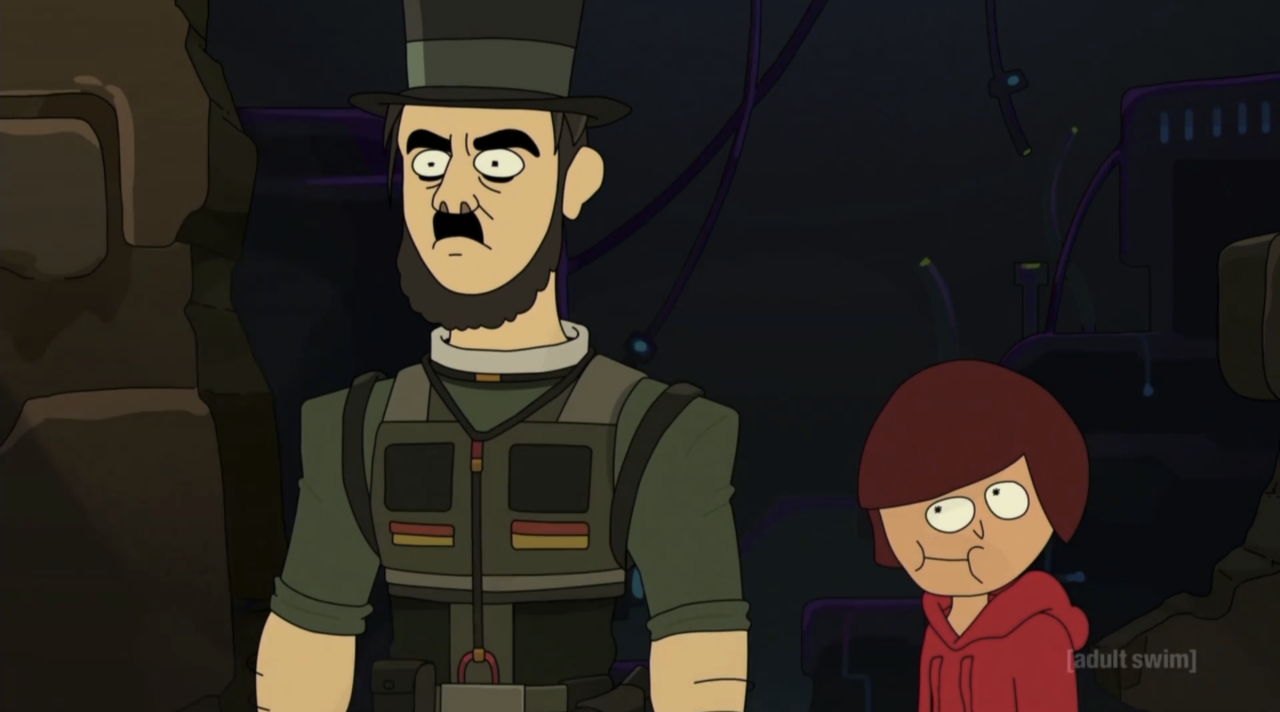 21. Abradolf Lincler and the Party Kid