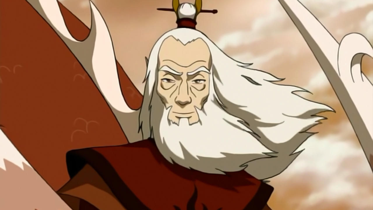 2. The Avatar and the Firelord
