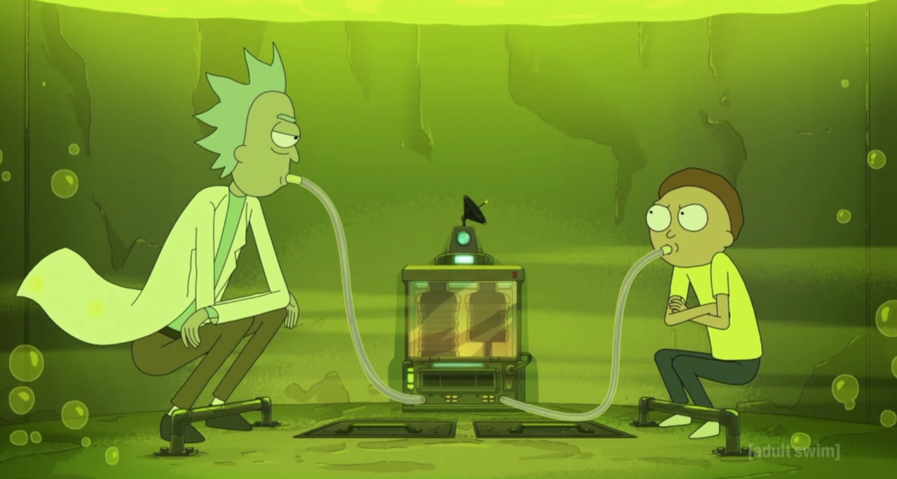"""How dark can Rick and Morty get? """"The Vat of Acid Episode"""" tackled that question."""