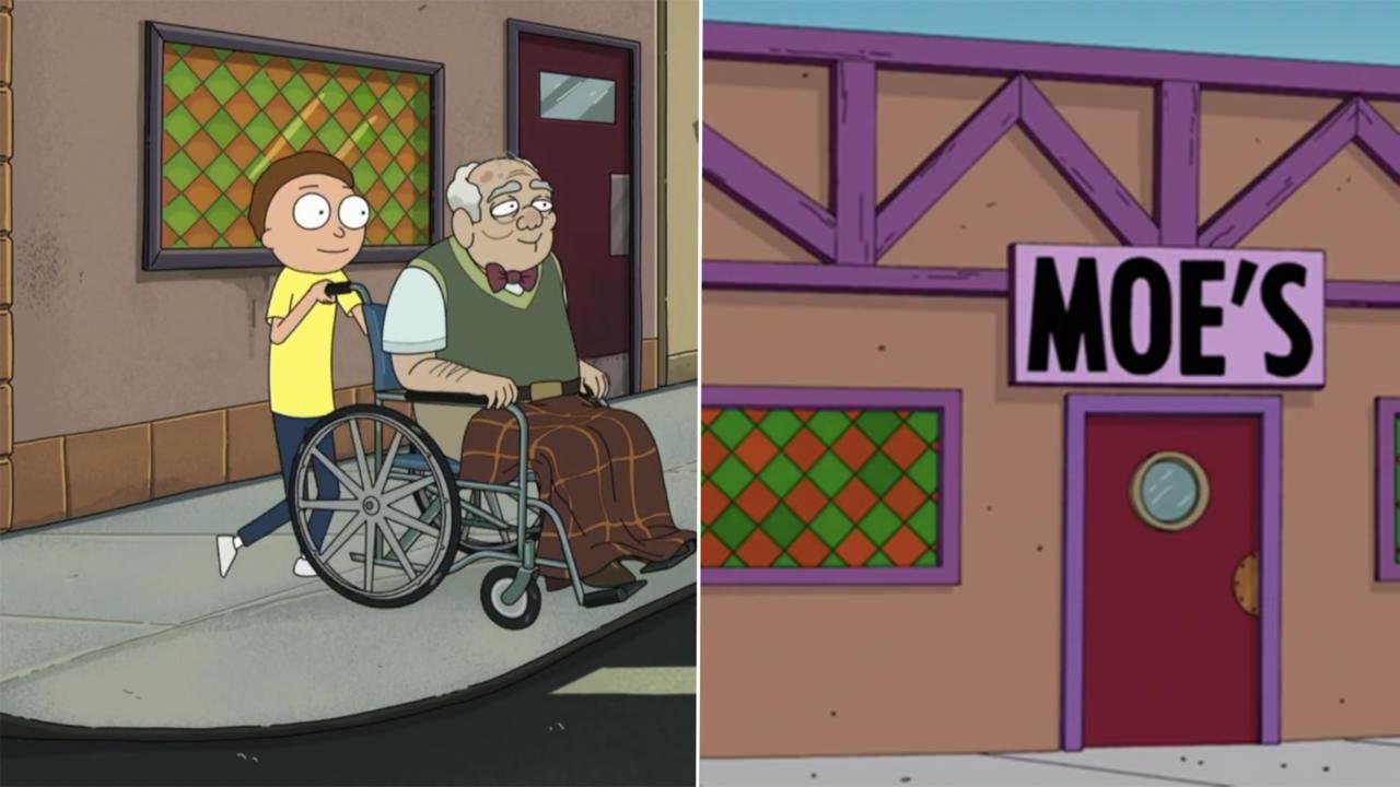12. Moe's Tavern