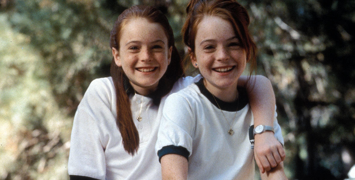 31. A Parent Trap Thing