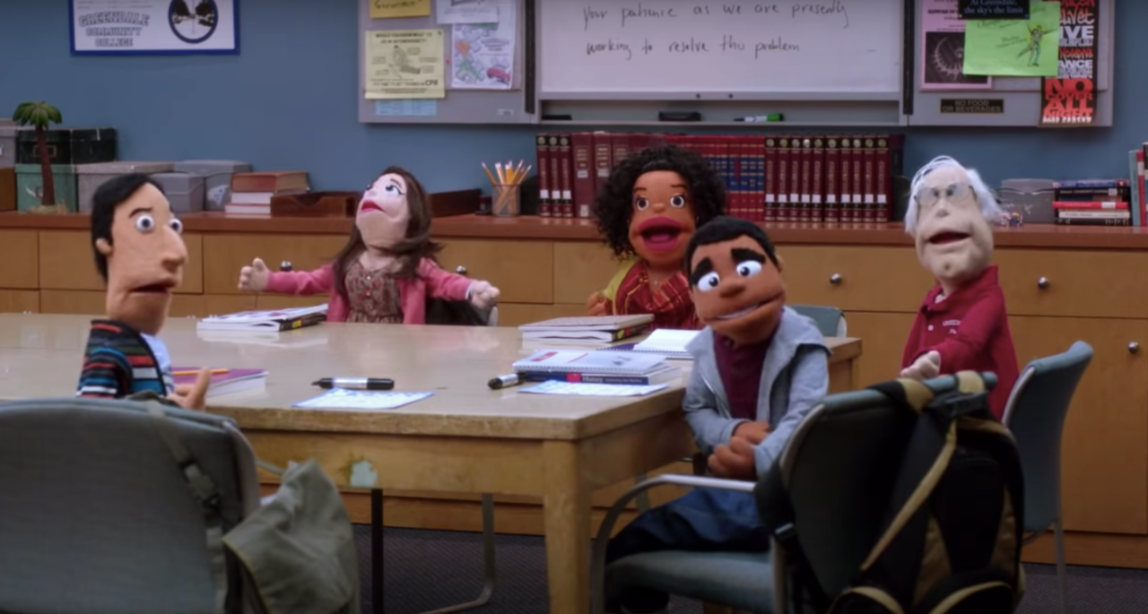 19. Puppet Therapy