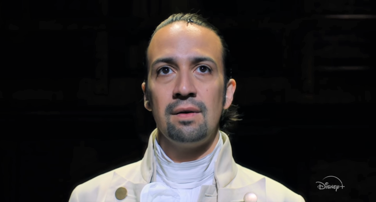 Lin-Manuel Miranda's iconic musical Hamilton is streaming on Disney+. Here's what to look for when you finally watch it.