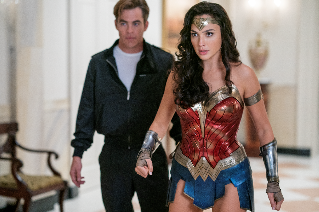 We visited the set of Wonder Woman 1984 and kept our eyes and ears open for everything we could learn about the sequel.