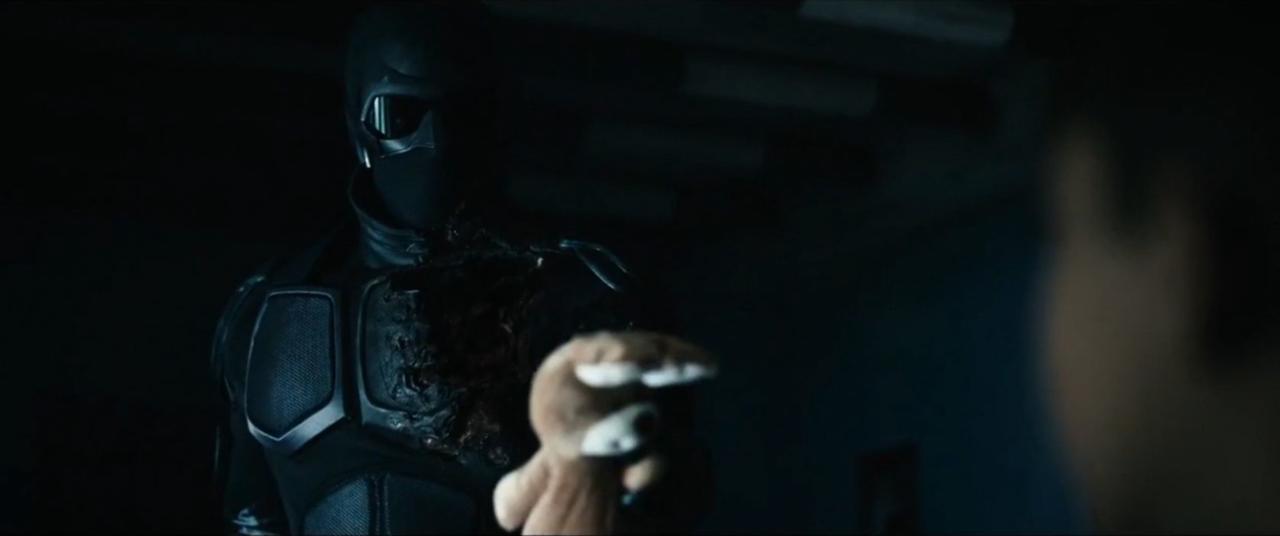 3. Black Noir's Kill Bill shoutout