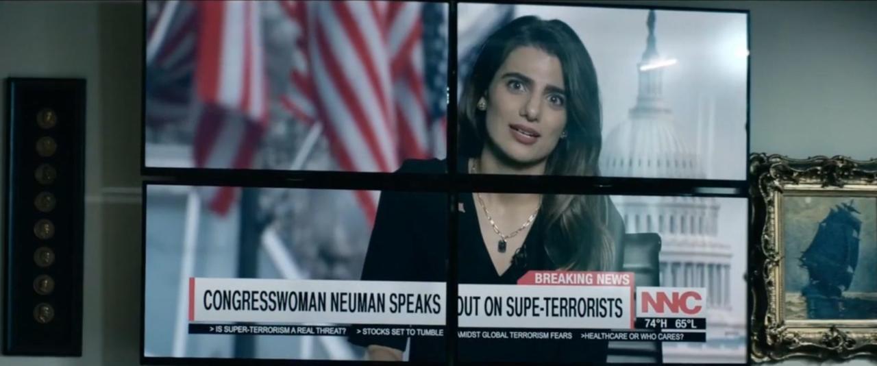 35. Congresswoman Neuman