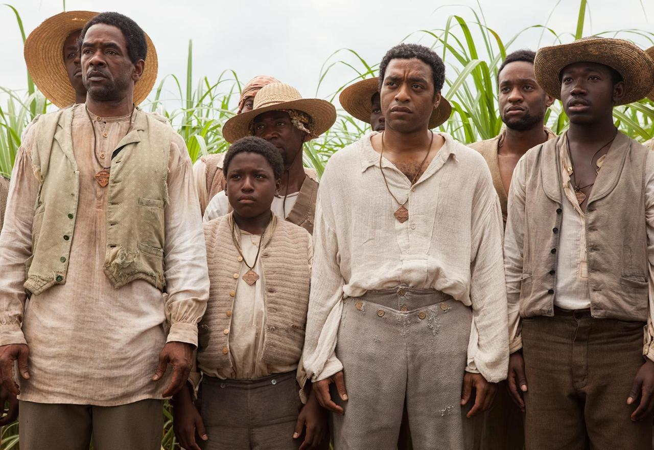 53. 12 Years A Slave