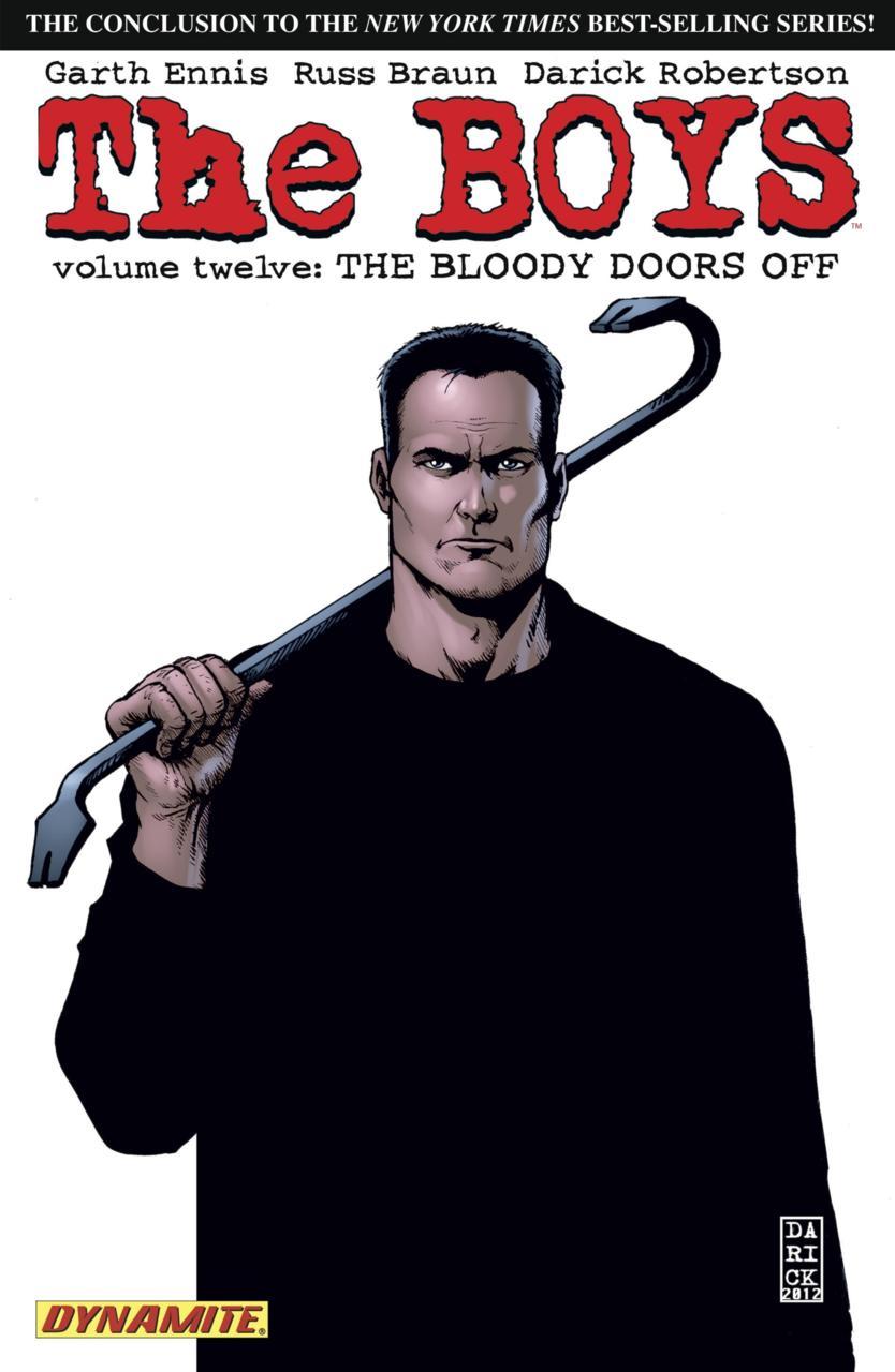 1. The Bloody Doors Off