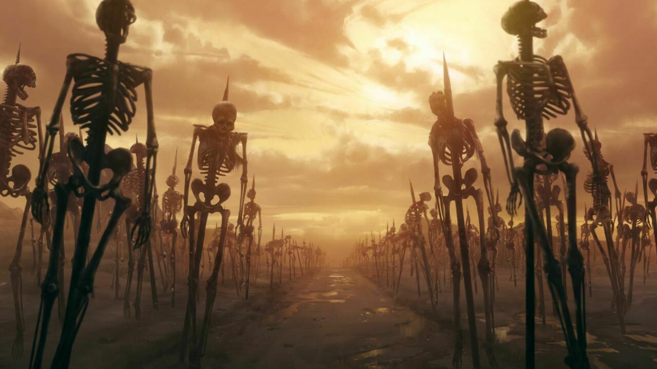 Castlevania Season 4 | Netflix